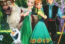 Frozem da Disney