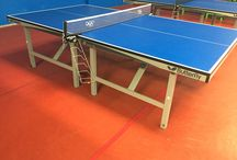 Ping pong / Ping pong tables - both indoor and outdoor table tennis tables