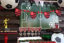 Aniversários Futebol