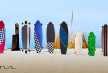 Longboards / by Ehlers Longboards