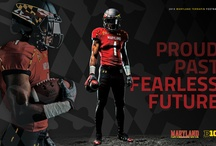 Proud Past Fearless Future / by Maryland Terrapins