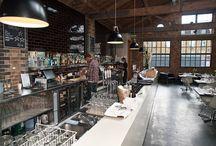 Coffee Shops & Bakery