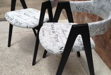 50's dinning chairs