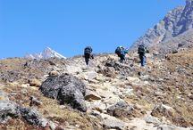 Nepal 2013 Pelgrimsroute / Reis naar Nepal in 2013: Pelgrimsroute naar de heilige Gosaikunde meren