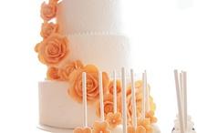 *** Hochzeit - Cakepops *** / Kuchen am Stiel :)
