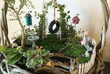 Keijujen puutarha
