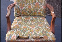 Furniture: reupholstery