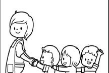 íképek, rajzok gyerekekről
