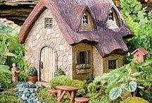 Case e ambientazioni in miniatura