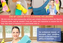 end of lease office cleaning / Browse this site http://www.sparkleoffice.com.au/End-Of-Lease-Cleaning-Melbourne.html for more information on End Of Lease Office Cleaning. Especially where End Of Lease Office Cleaning is concerned, a hired professional janitor will do a much better job. It will also save you from having to invest in cleaning materials, which can be very expensive. The money saved here can be put to better use for the benefit of the company.