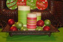 Christmas / Christmas decor and entertaining ideas.
