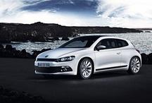 Volkswagen Scirocco / Le Volkswagen Scirocco est un coupé 2 + 2 qui se distingue par son look accrocheur et son tempérament sportif.  http://volkswagen-versailles.com/vehicules-neufs-volkswagen/vw-scirocco