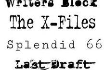 Scrapbooking: Fonts