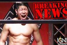 Wrestler Debuts / Meet the new debuting wrestlers at IGNITE Wrestling