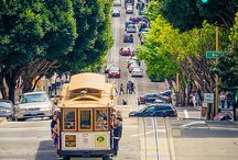 I want to live in San Francisco... / ....or someplace in California
