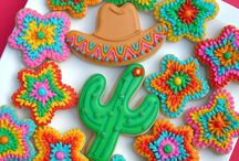 Fiesta! Decorated Cookies