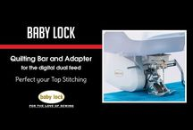 Baby Lock / by Kerry DeMartini