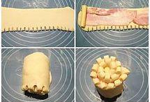 wyroby z ciasta francuskiego
