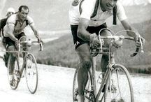 Historic pictures from the world of bicycles