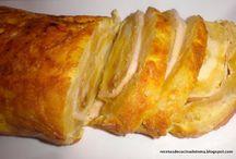 Tortilla rellena de York