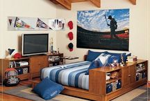 Teenager Bedrooms & Study Areas