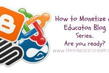 Education Blogging / Blogging in education. Tips, tools and resources.