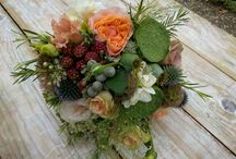 Funky Flowers bouquets