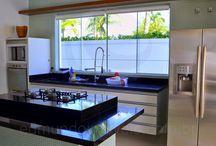 cozinha com janela