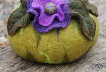 Pin cushions / by Joy Bass