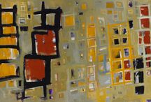 Art Collection- Abstracts by CJ Miller / These are some of the pieces we handle through Artifex Art.  The originals are available, as are giclée's.