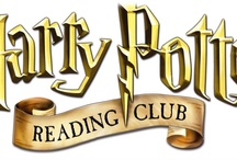 Harry potter reading club / by Brandy Butler