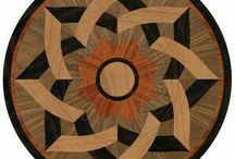 Wood inlay