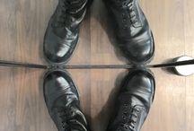 Mis botas / Skinheadboots
