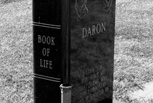 Unusual Cemetery Markers, and Statuary