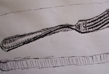 Reynel Art - Pen drawings / I draw random things.