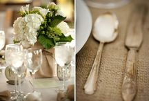 all things burlap / by Embellishmint Floral + Event Design Studio