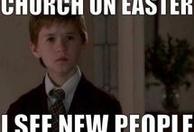 Church Humor / Have a laugh on us!