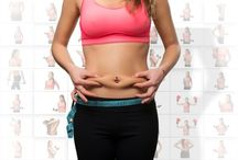 Loose lower belly fat