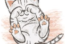 állat rajzok