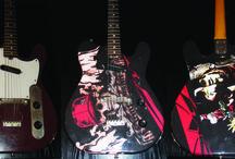 guitar / gitár restaurálás