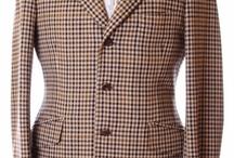 Vintage tweed jackets