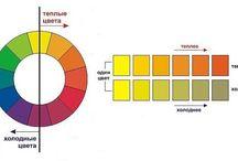 dobór kolorów w odzieży /colour scheme