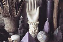Gothic/Witchy Decor