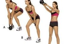 Kettle bell ab workout/ work out in general with kettle bell