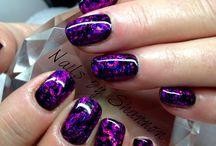 nail art foil