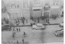 IRAN In black & white