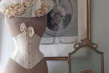 Mannequins ~~ shabby/vintage