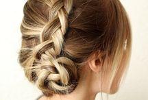 Hair Ideas / by Christie McAllister