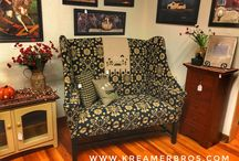 October Sofa Sale @ Kreamer Bros Furniture! / During the month of October we will be having a sofa sale! This includes all country sofas as well as everything else that is upholstered! Please visit our Facebook and/or website for more information and photos.