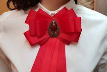 kokardy krawaty